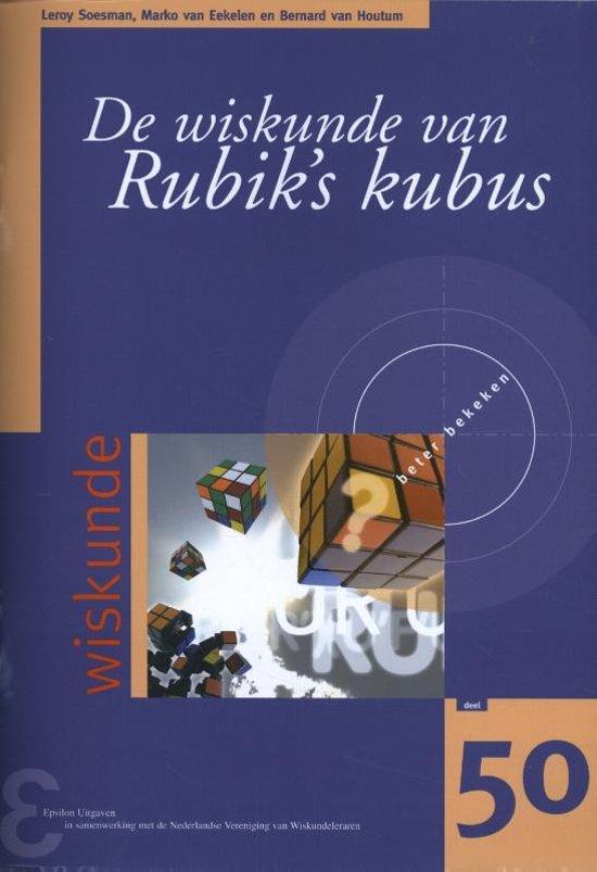 Zebra-reeks 50 - De wiskunde van Rubik's kubus