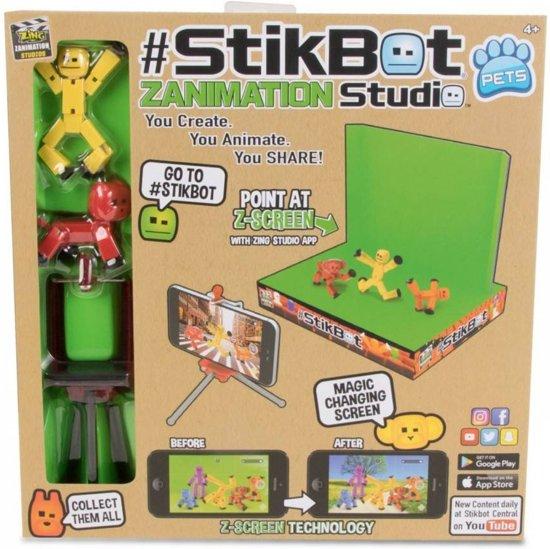 Afbeelding van het spel GoliathStikbot Zanimation Studio Pets