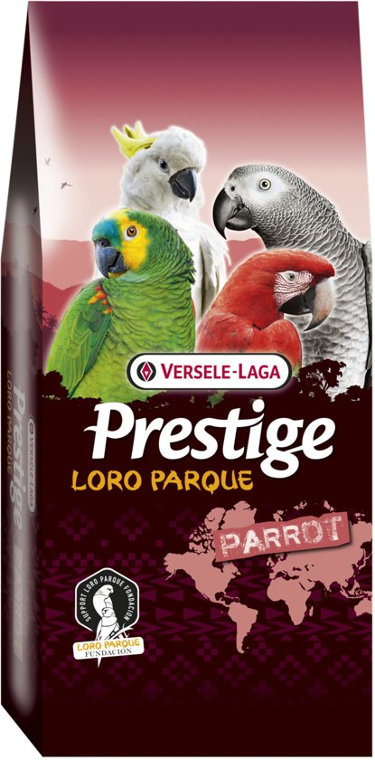 Prestige Premium African Parrot Mix Papegaaienvoer - 15 kg