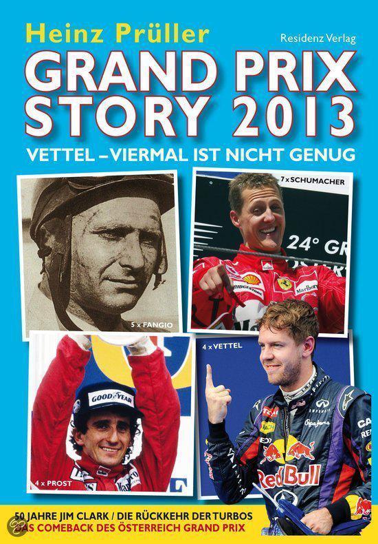Grand Prix Story 2013