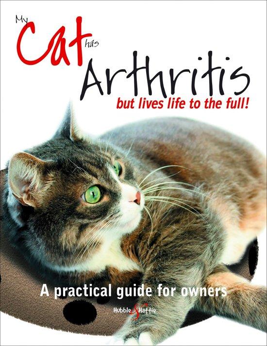 Bol My Cat Has Arthritis Ebook Gill Carrick
