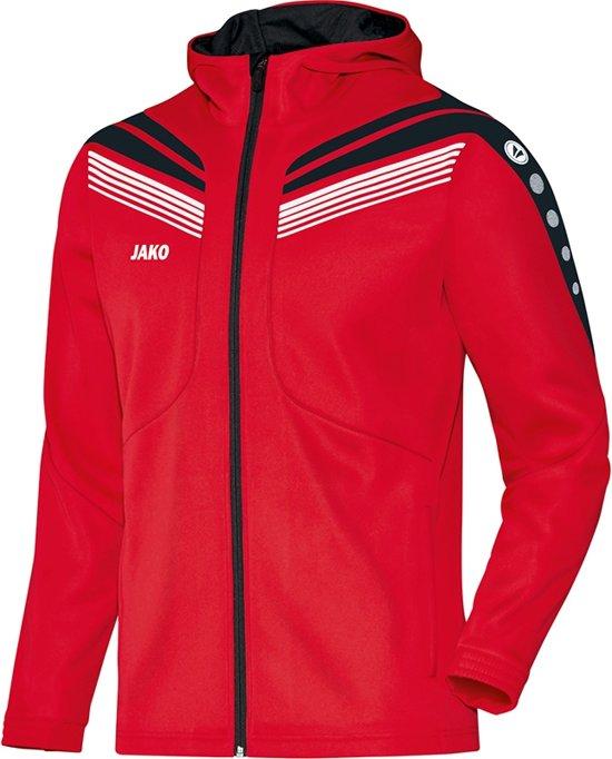 Jako Jacket Pro - Sportshirt -  Heren - Maat XXXXL - Rood
