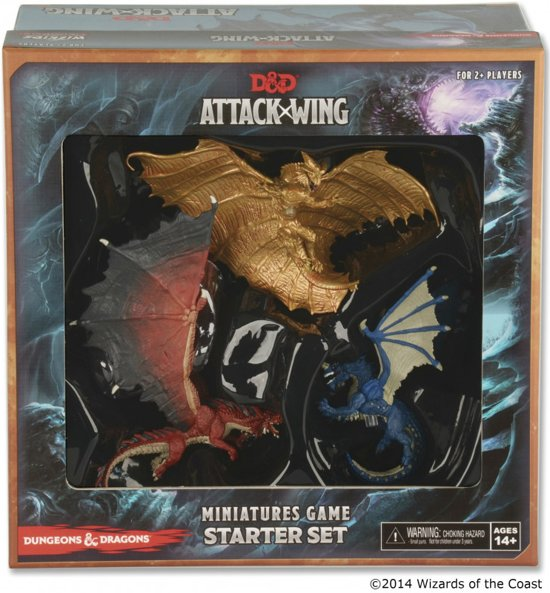 Dungeons & Dragons Attack wing starter set