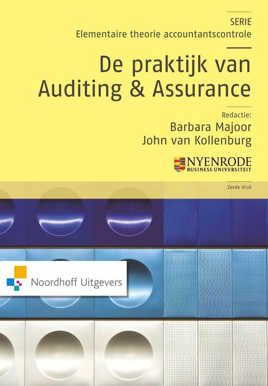 "audit assurance Overview standard 1300 – quality assurance and improvement program states, ""the chief audit exec-utive must develop and maintain a quality assurance and."