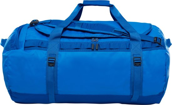 The North Face Base Camp Duffel Reistas L - 95 L - Turkish Sea - vernieuwd model