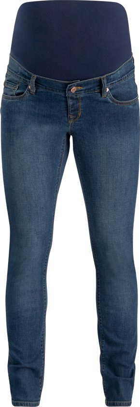 Noppies Broek Mila - Authentic Blue - Maat 26/32