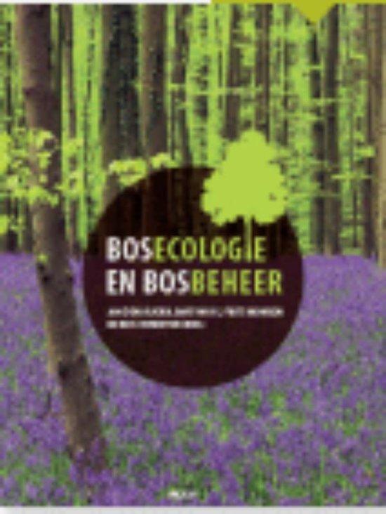 Bosecologie en bosbeheer - Jan Ouden