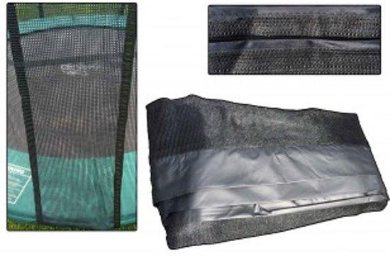 Los Veiligheidsnet voor Trampoline 366 cm met Sluis (zonder palen)