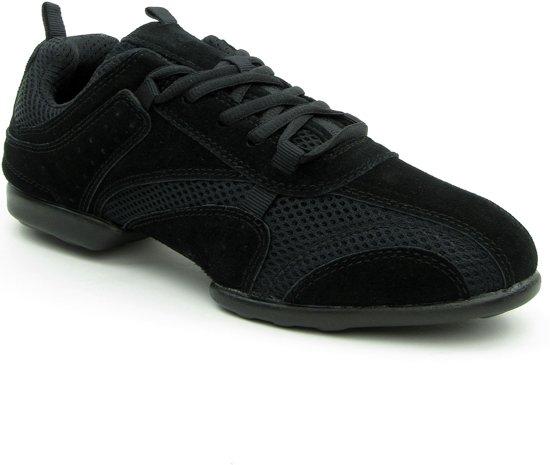 Dans-Sneakers Rumpf Nero 1566 Danssneakers Zwart Maat 48.5