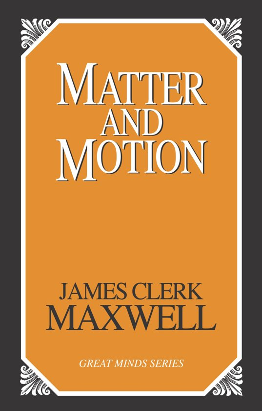Matter and Motion