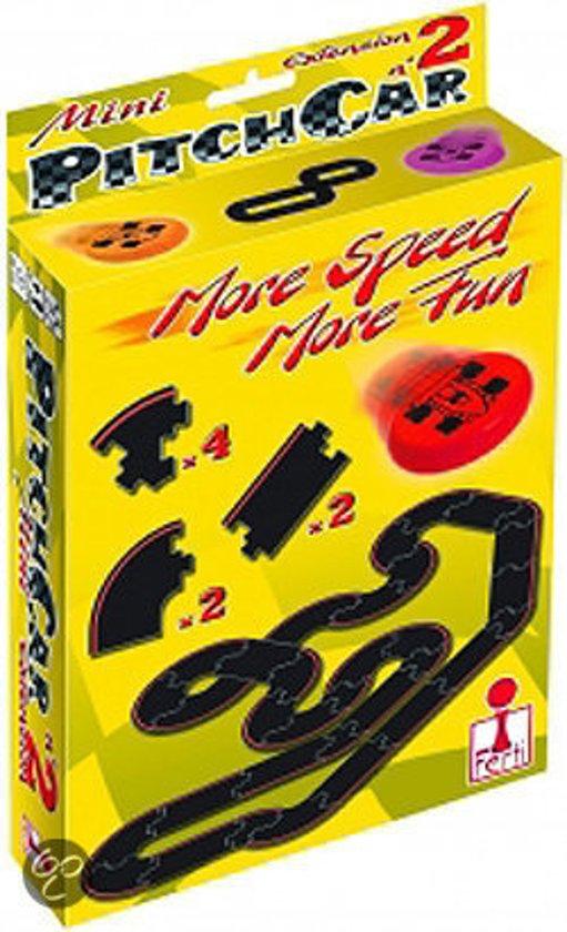 Afbeelding van het spel Pitchcar - Mini - uitbr. 2 - Indoor Actiespel