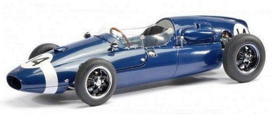 Cooper T51 #14 'Winner Italian GP 1959' 1:18 Schuco Blauw