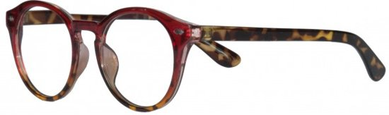 d29b038b1d534c Icon Eyewear QCR340 Jamie Leesbril +2.50 - Helder rood