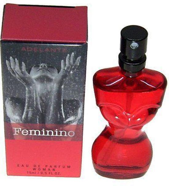 Bolcom Feminino Rood Mini Parfum Vrouw Woman Dames 15 Ml Adelante
