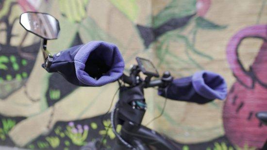 Hatsome verwarmde fietswanten (city)