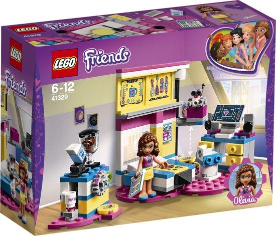 bol.com | LEGO Friends Olivia\'s Luxe Slaapkamer - 41329, LEGO ...