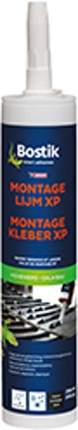 Bostik Hoveniers Montagelijm XP 1x 290ml patroon
