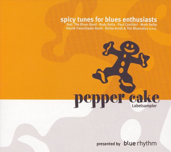 Spicy Tunes For Blues Enthusia