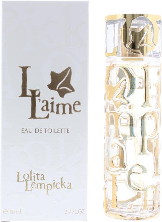 Lolita Lempicka - Eau de toilette - Elle L'Aime - 80 ml