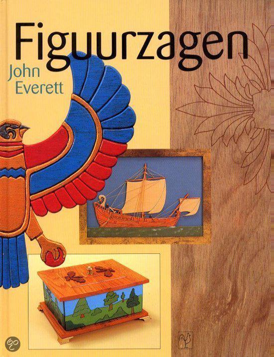 Onwijs bol.com | Figuurzagen, John Everett | 9789021332949 | Boeken AQ-99