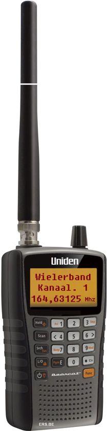 Bearcat UBC-125XLT Scanner portable