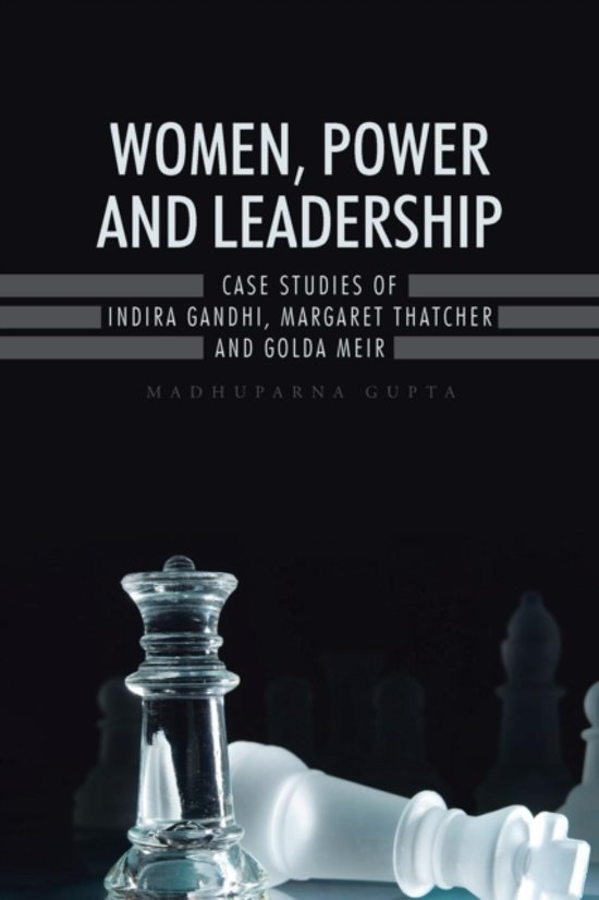 Women, Power and Leadership