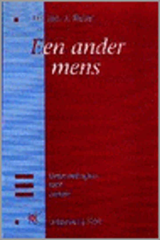 ANDER MENS, EEN. ONTMOETINGEN MET Z