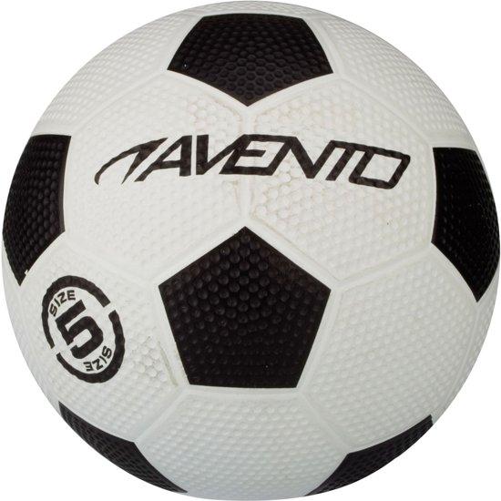 Avento Straatvoetbal - El Classico - Wit/Zwart - 5