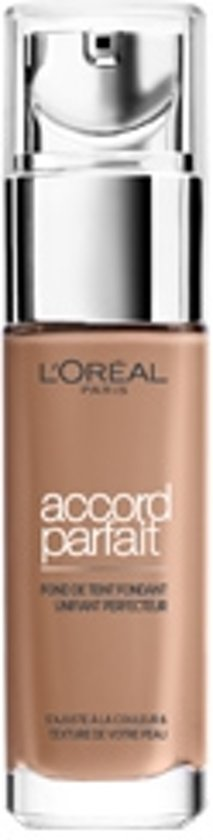 L'Oréal Paris Make-Up Designer Accord Parfait - 7.R/7.C Rose Amber - Foundation