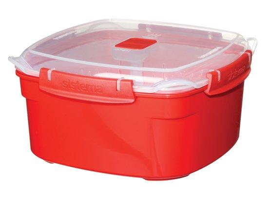 Sistema Microwave cookware Stomer - Maat L
