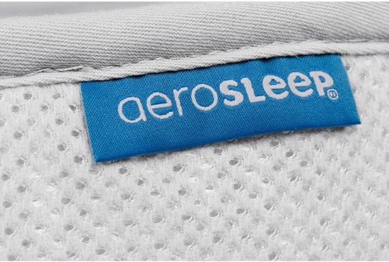 Aerosleep Bedbumper wit