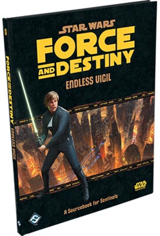 Afbeelding van het spel Star Wars Force and Destiny - Endless Vigil