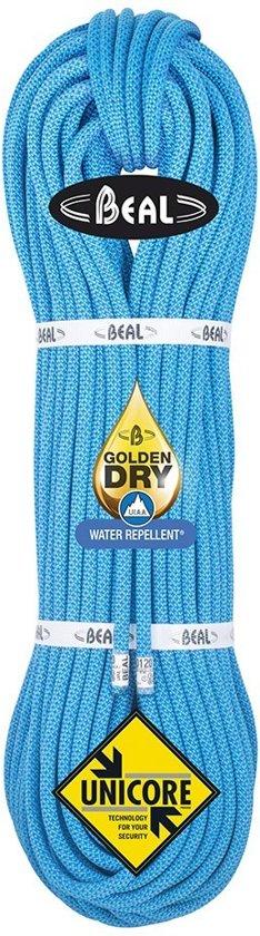 Beal Opera 8.5 Golden Dry enkel- dubbel en tweelingtouw Blauw 50 meter