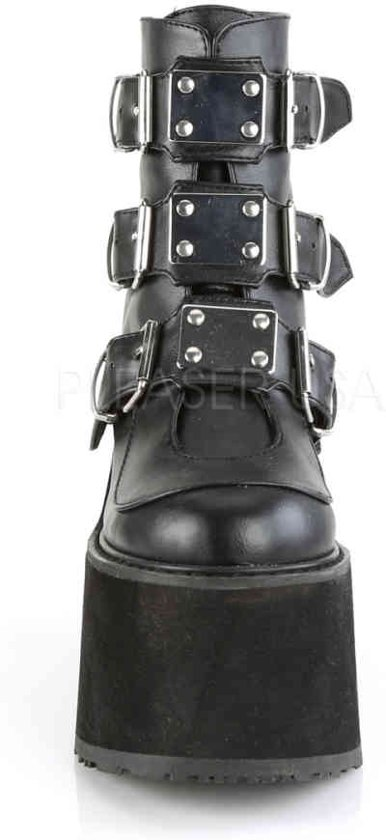 Boot 5Us Ankle 12Swing Zip 5 1 Eu Buckle 2 42 StrapsBack W3 Pf 105 DHYWE9I2