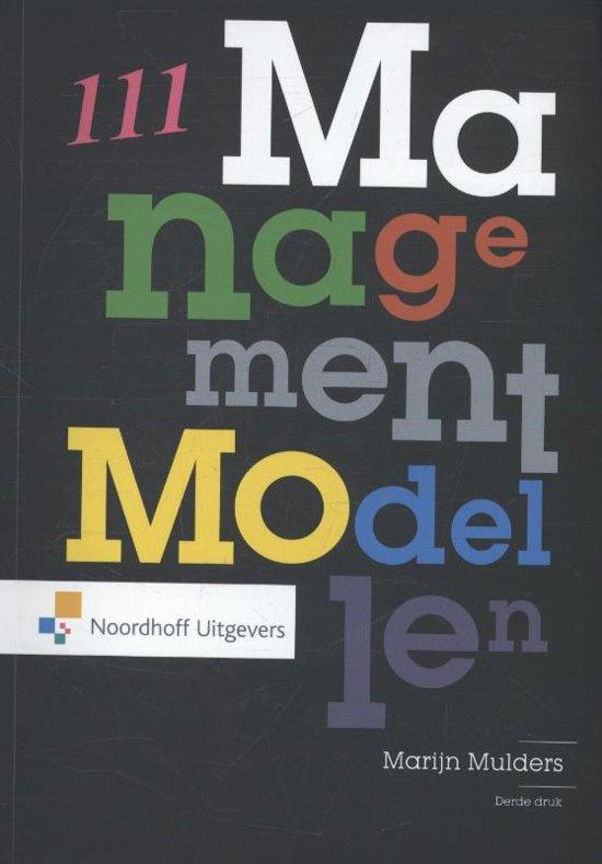 111 managementmodellen