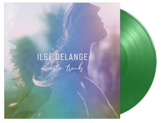 CD cover van Acoustic Tracks (10) (Coloured Vinyl) van Ilse DeLange