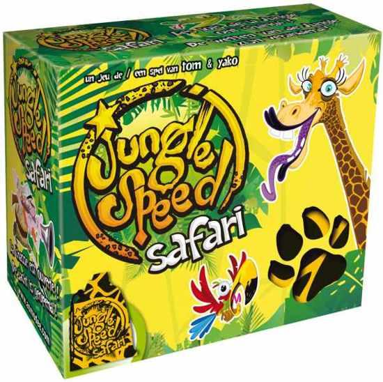 Afbeelding van het spel Jungle Speed - Safari - Kaartspel