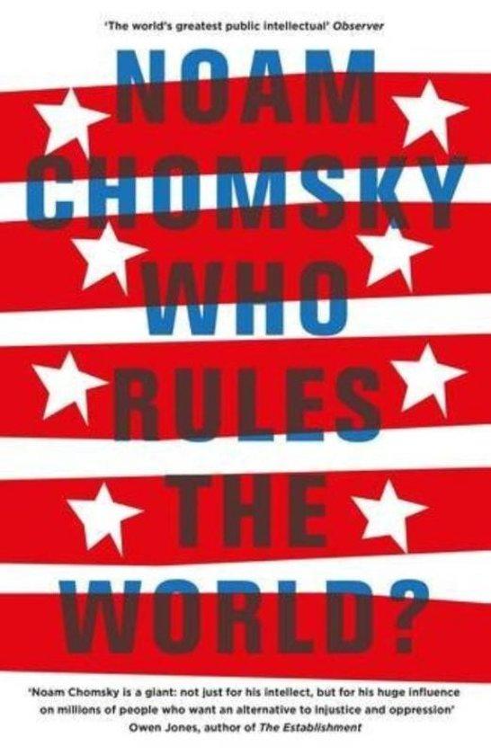 noam chomsky who rules the world pdf