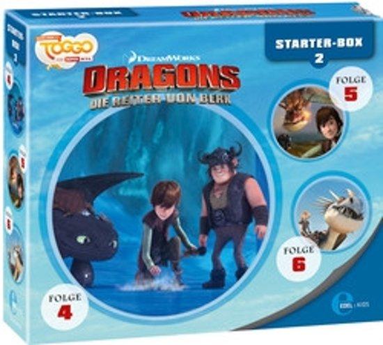 Dragons - Die Reiter von Berk. Starter Box
