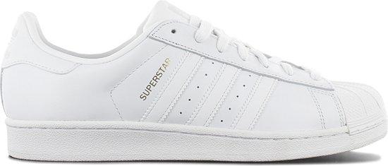 adidas Superstar CM8073, Mannen, Wit, Sneakers maat: 44 2/3 EU