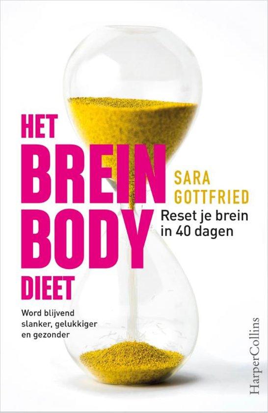 Boekomslag voor Het brein body dieet