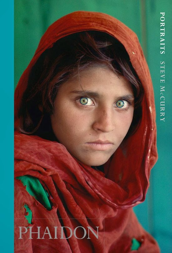 Boek cover Portraits van Steve McCurry (Hardcover)