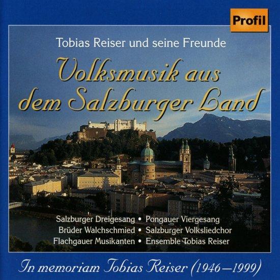 Volksmusik Aus Dem Salzburger 1-Cd