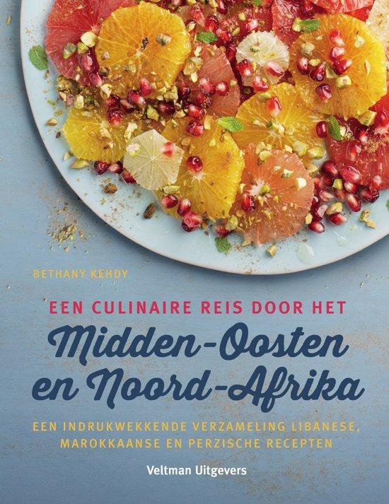 Een culinaire reis door het Midden-Oosten en Noord-Afrika