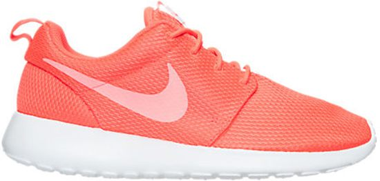 nike roshe run dames wit