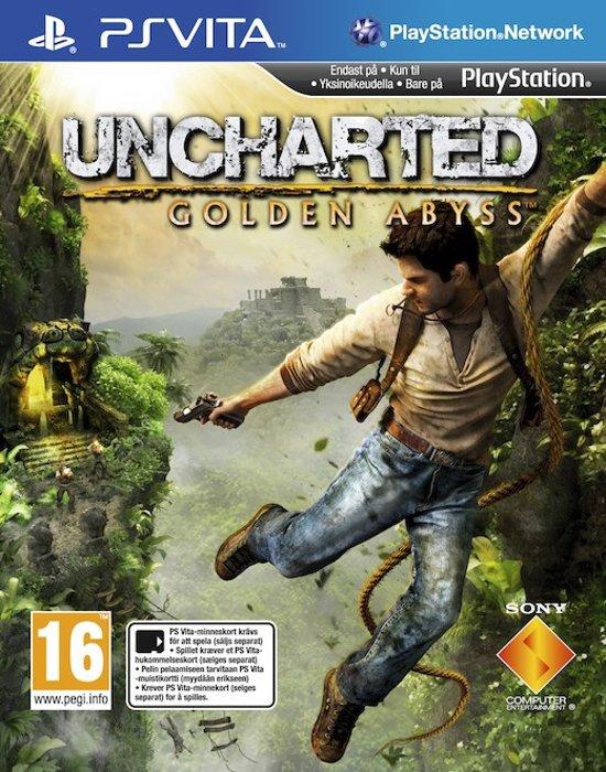 Uncharted Golden Abyss kopen