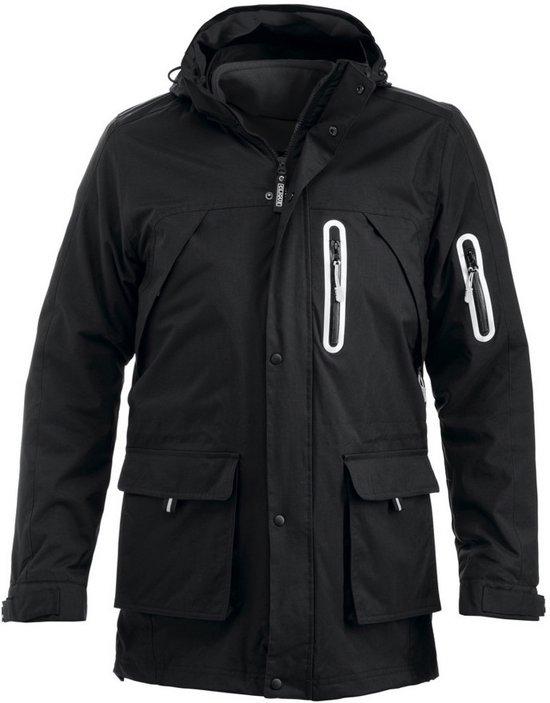 Leland Jackets zwart xs