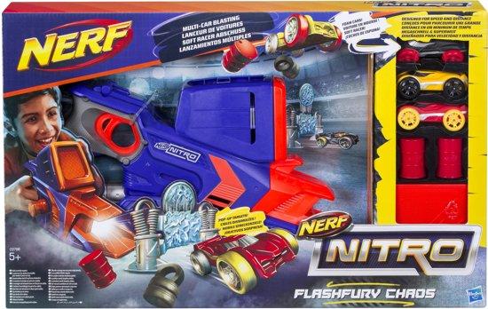 Nerf Nitro Flashfury Chaos Speelset