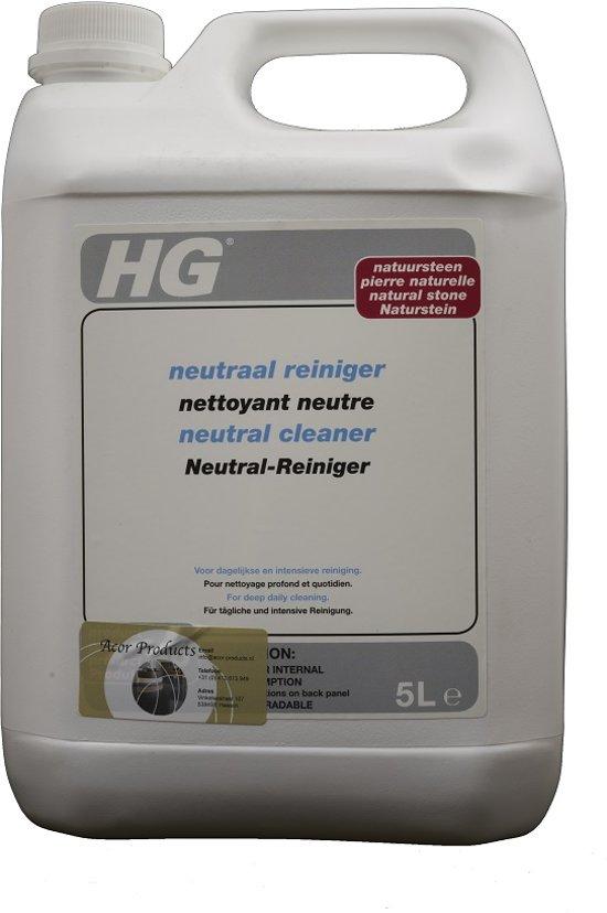 HG neutral cleaner 5 liter