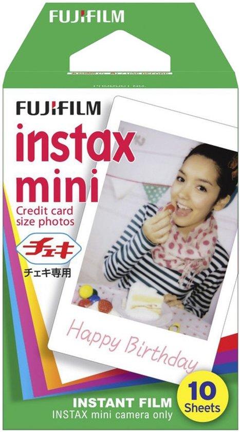Fujifilm Instax Mini Film - 10 stuks